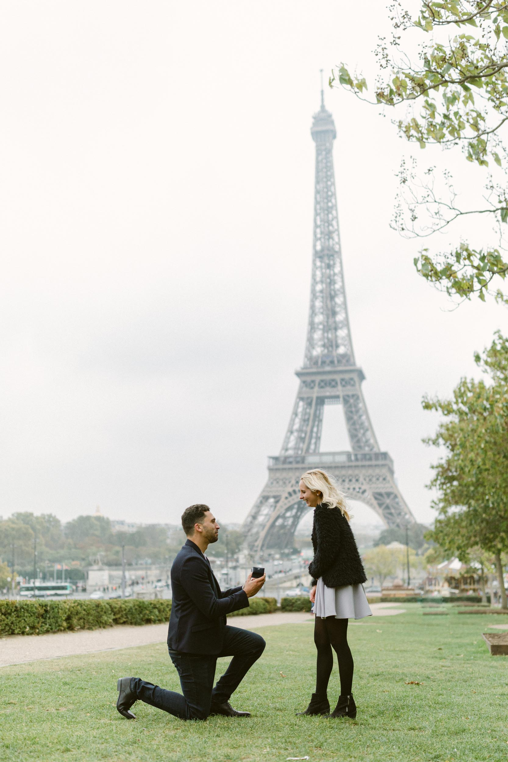 DELPHINE & YOUNES-Paris