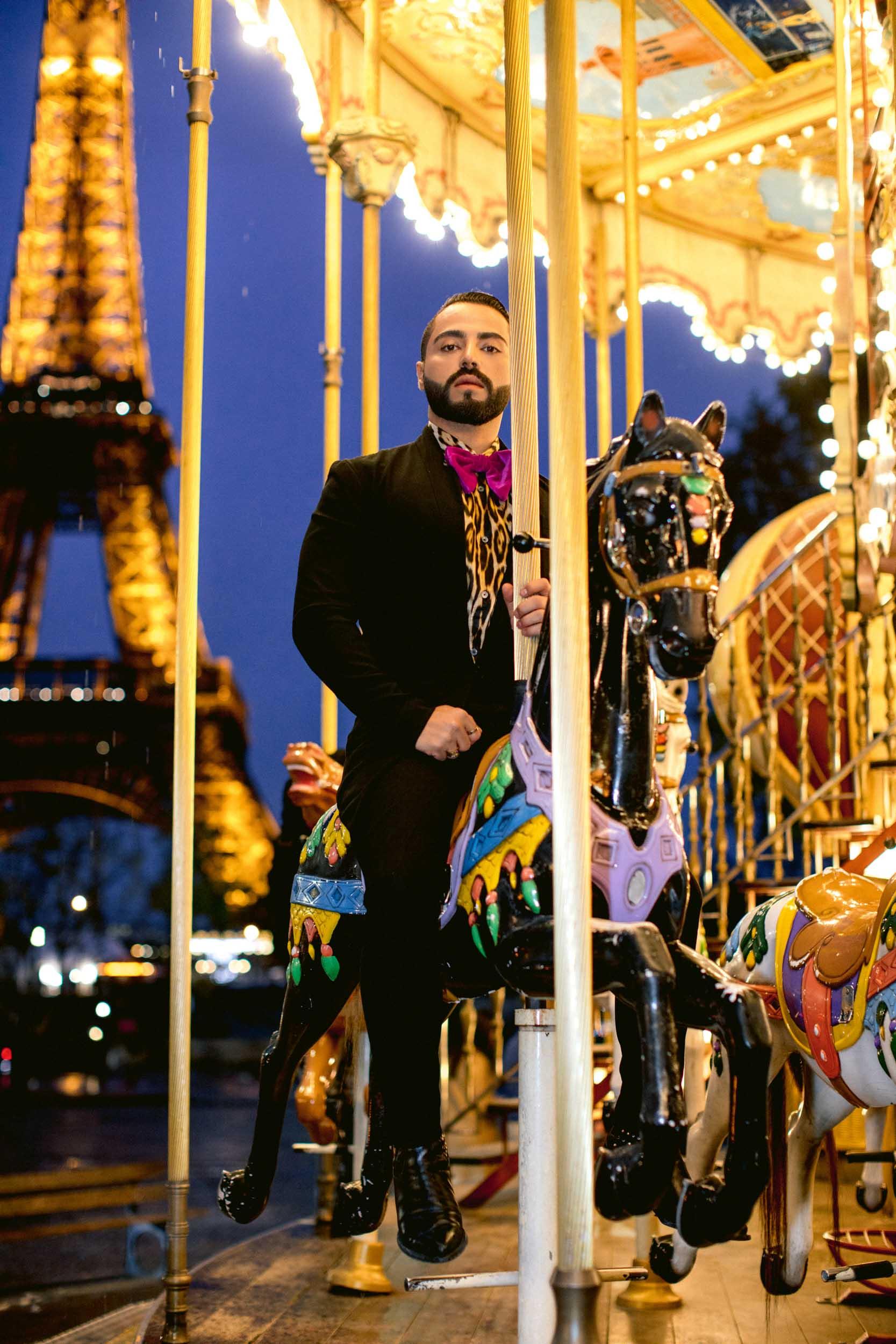 THE ROYALS PARIS