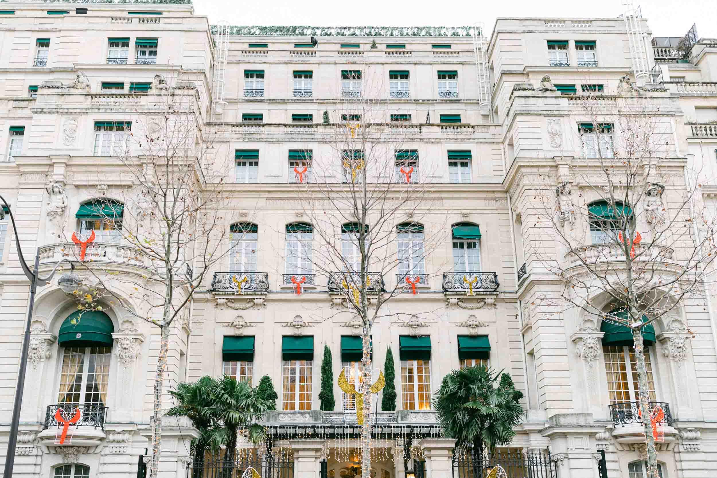 BADIAA & Joseph-Shangri-La Hotel, Paris