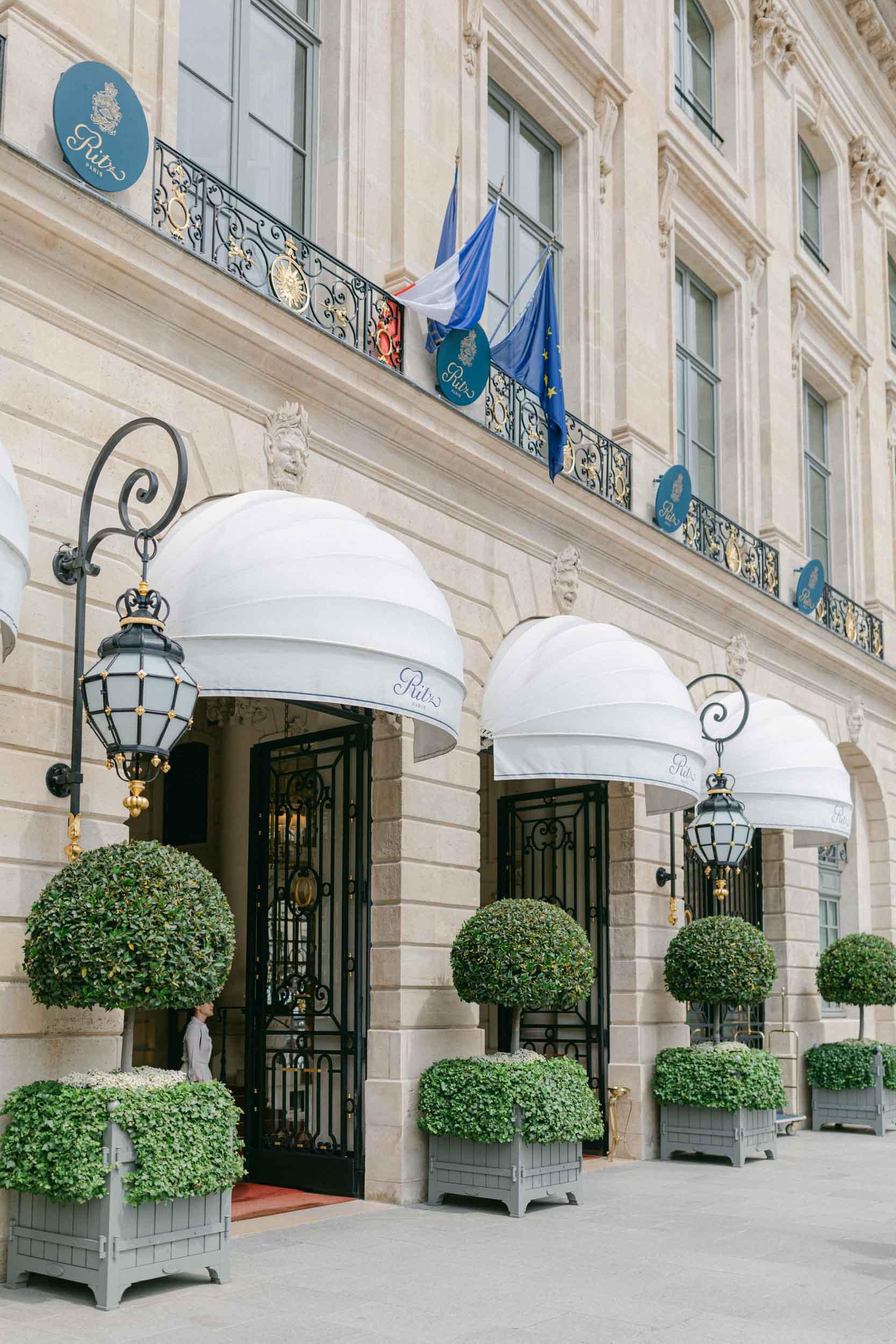 Winnie-kim- Ritz Paris