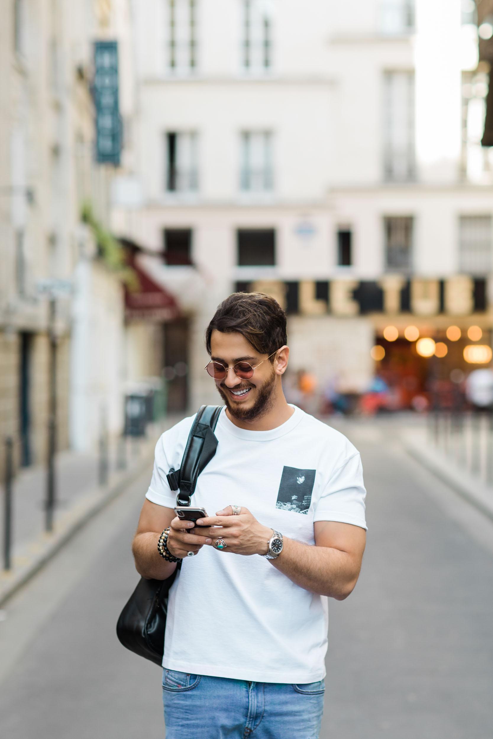 Instagram Photo Paris, France