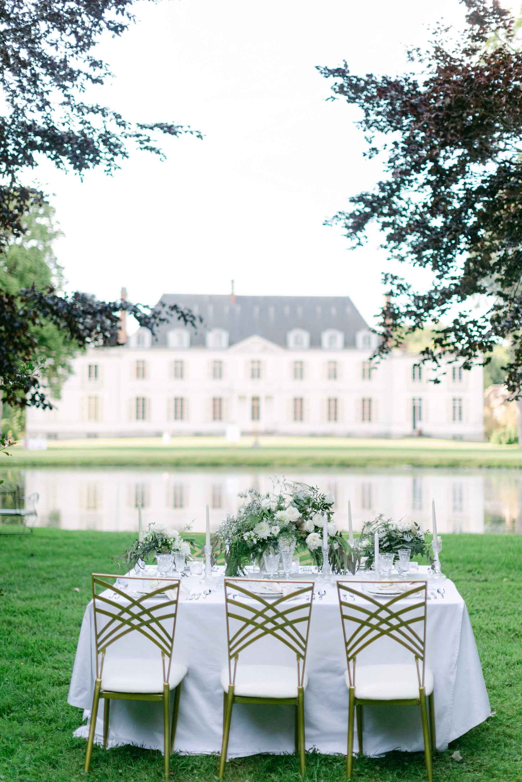 FLORA & HANS-Château Barthélemy