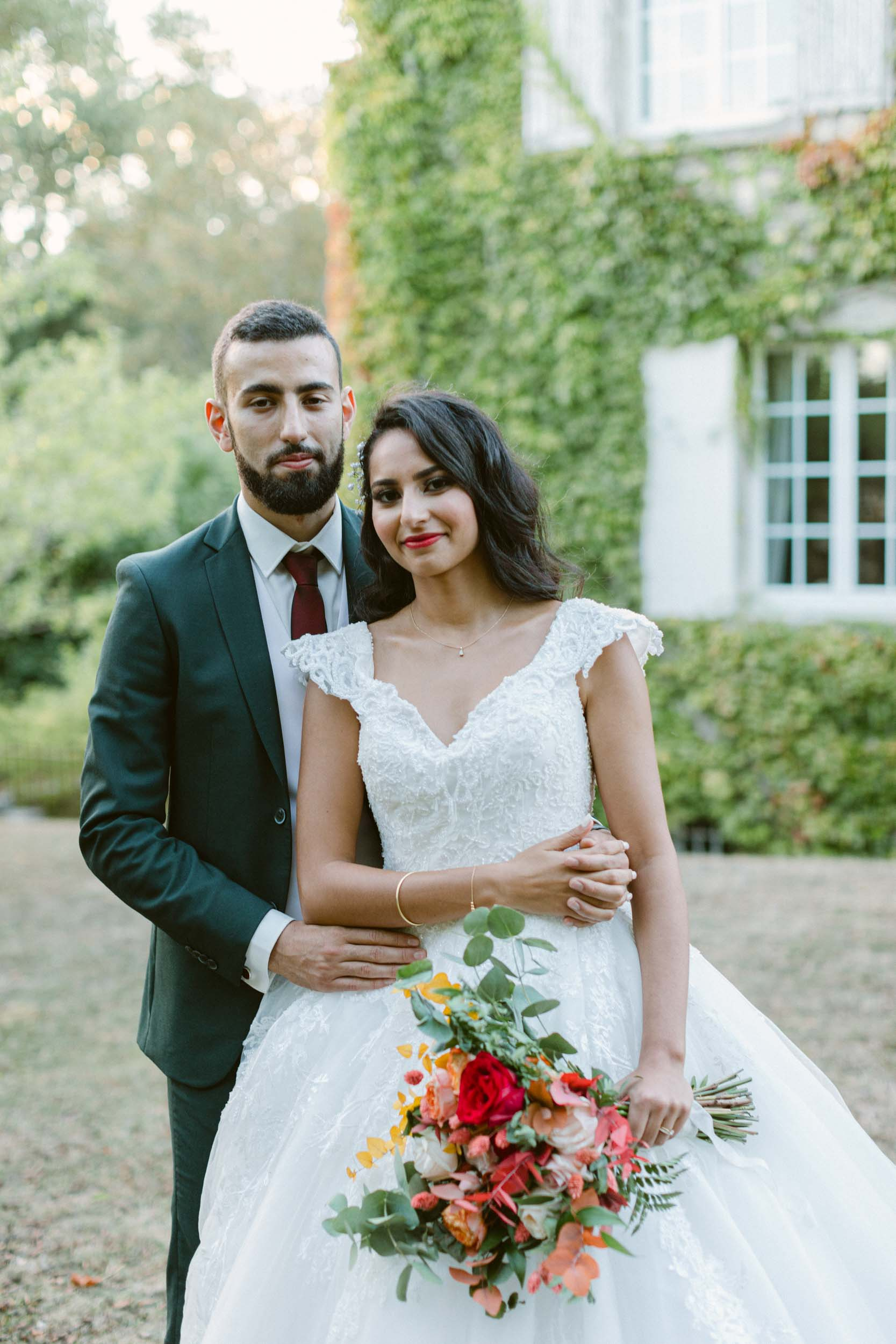 SARAH & ADAM-Les Pommerieux