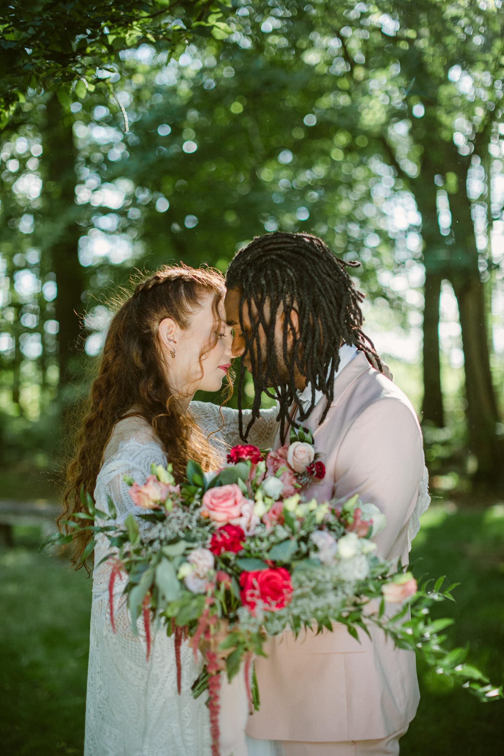SOPHIA & KENZO Mariage mixte
