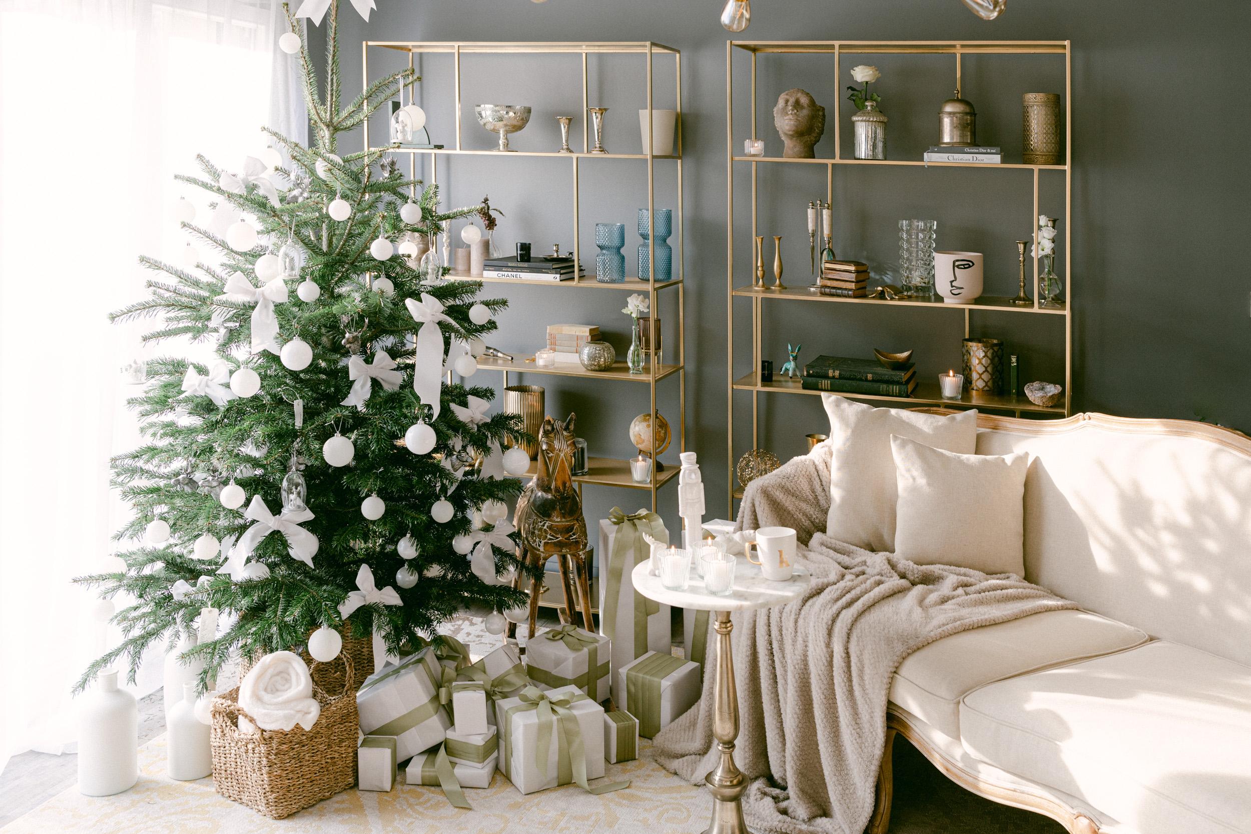 Noël à la maison